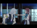 Безоблачное завтра / Nagi no Asukara 1 серия [Озвучка Reliance & Makers] Осенний сезон: 2013