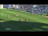Футбол. Чемпионат Испании 2012-2013 / Обзор 17-го тура / НТВ-ПЛЮС Футбол
